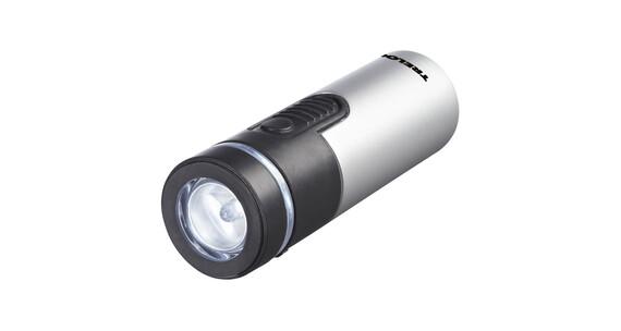 Trelock LS 340 Fago Plus Stablampe silber